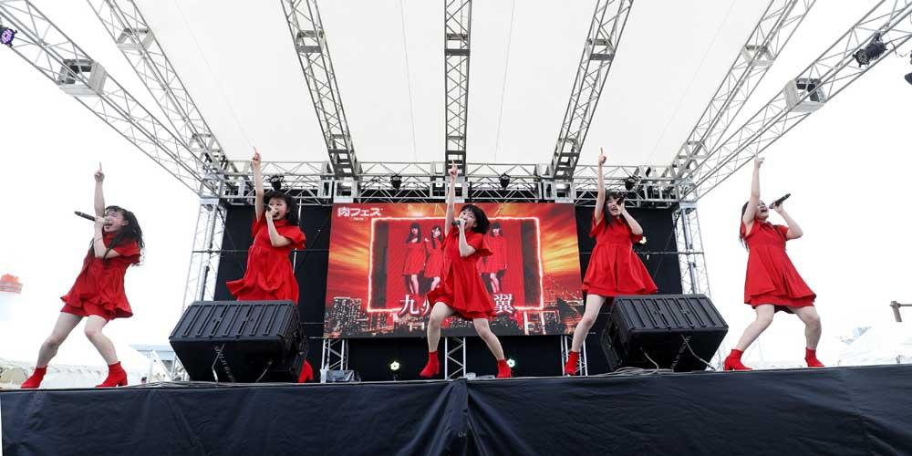 Images : 23番目の画像 - 「九州女子翼/お台場に響き渡る咆哮。肉フェスステージで渾身のパフォーマンスを披露」のアルバム - Stereo Sound ONLINE
