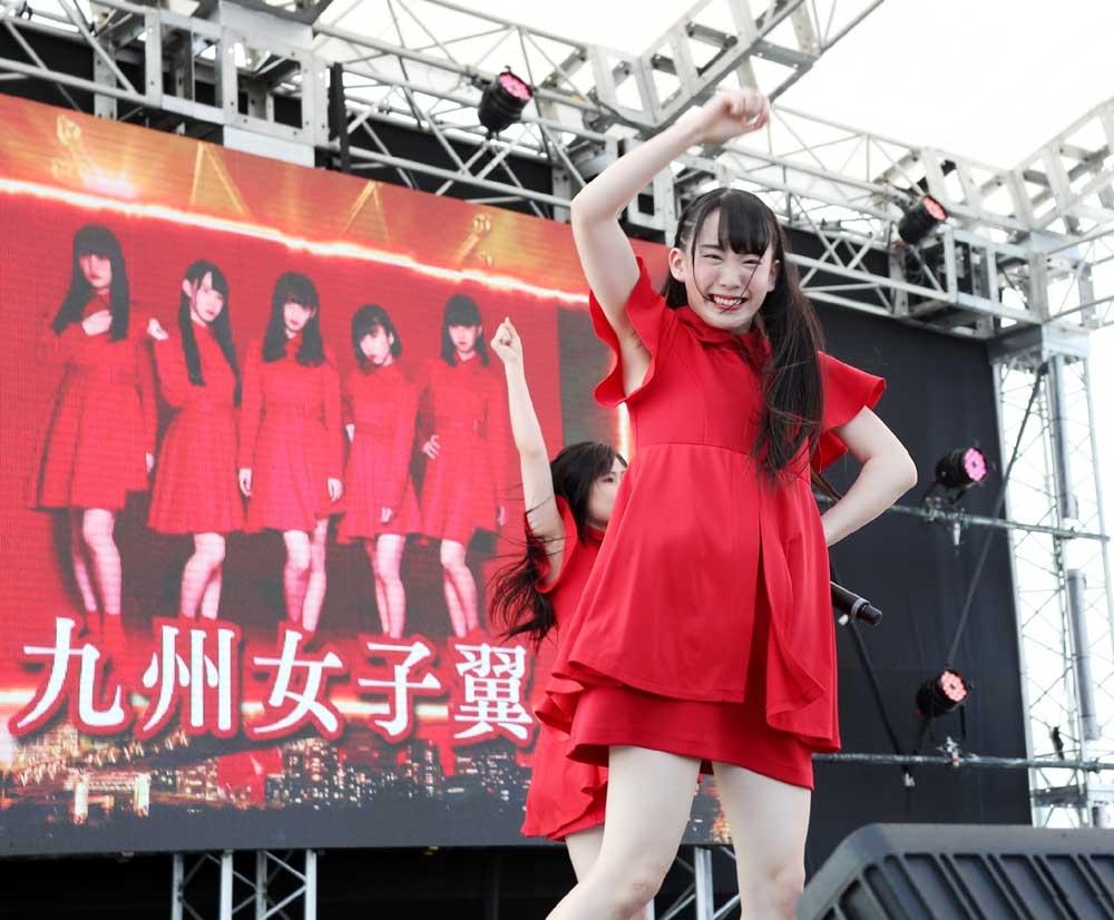 Images : 9番目の画像 - 「九州女子翼/お台場に響き渡る咆哮。肉フェスステージで渾身のパフォーマンスを披露」のアルバム - Stereo Sound ONLINE
