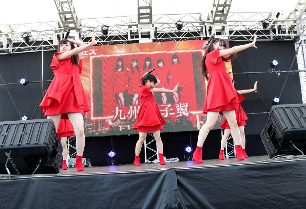 Images : 10番目の画像 - 「九州女子翼/お台場に響き渡る咆哮。肉フェスステージで渾身のパフォーマンスを披露」のアルバム - Stereo Sound ONLINE
