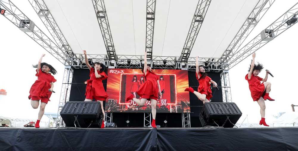 Images : 28番目の画像 - 「九州女子翼/お台場に響き渡る咆哮。肉フェスステージで渾身のパフォーマンスを披露」のアルバム - Stereo Sound ONLINE