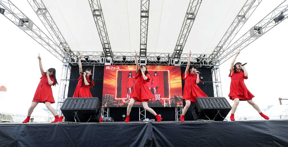 Images : 32番目の画像 - 「九州女子翼/お台場に響き渡る咆哮。肉フェスステージで渾身のパフォーマンスを披露」のアルバム - Stereo Sound ONLINE