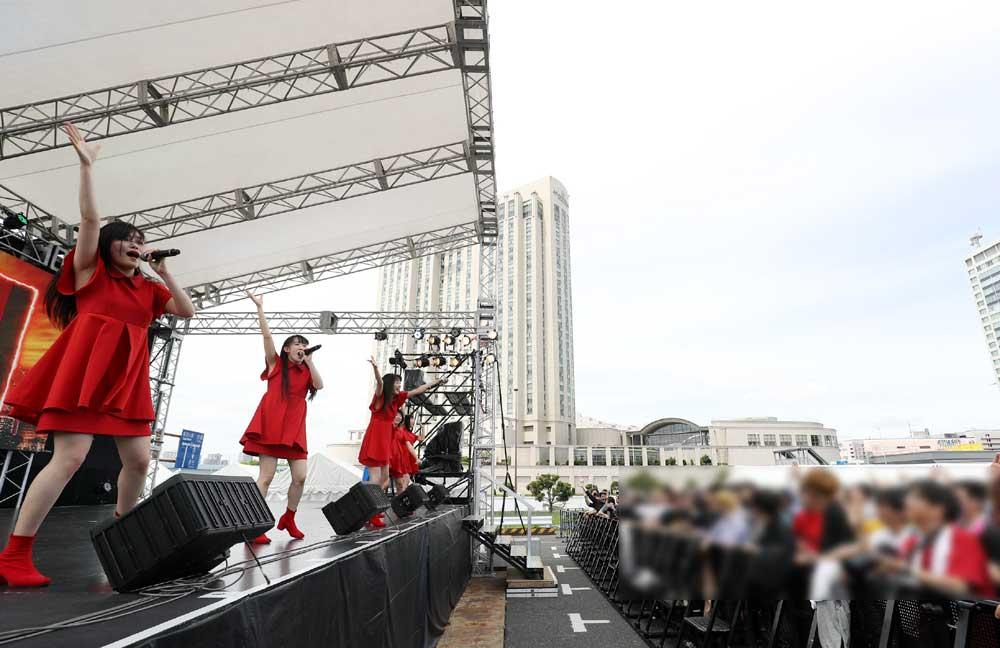 Images : 33番目の画像 - 「九州女子翼/お台場に響き渡る咆哮。肉フェスステージで渾身のパフォーマンスを披露」のアルバム - Stereo Sound ONLINE