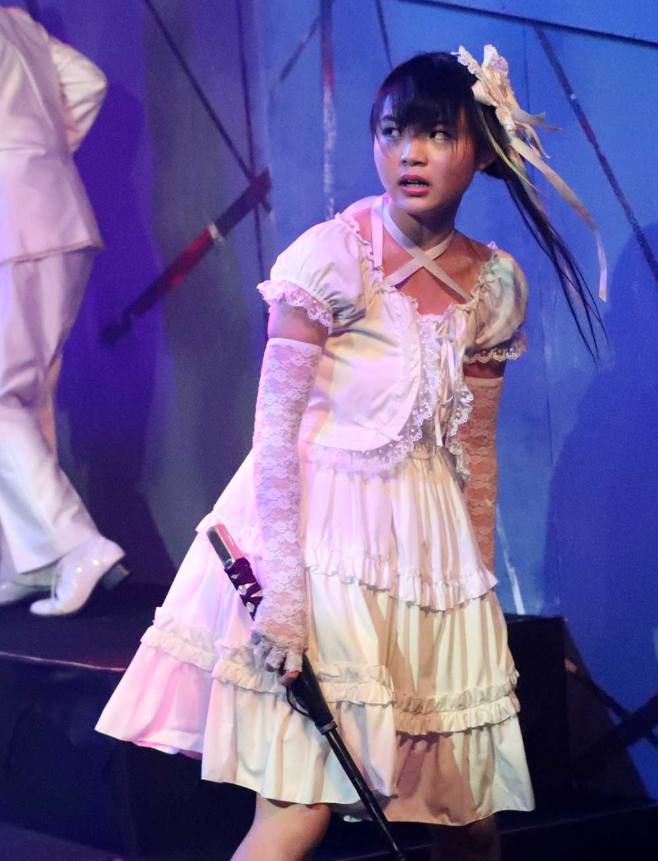 Images : 7番目の画像 - 「山本真夢、原田瑛梨佳/アリスインプロジェクト最新舞台「降臨Hearts&Soul」で、見事な芝居と殺陣でステージを彩る二人にインタビュー」のアルバム - Stereo Sound ONLINE