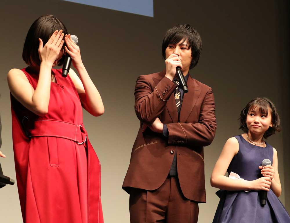 Images : 8番目の画像 - 「池田エライザ/5月24日公開の映画『貞子』の完成披露試写イベントに登場。「ただ怖い映画というわけでなくて、一味違う幽霊模様というか、人間模様が描かれています」」のアルバム - Stereo Sound ONLINE