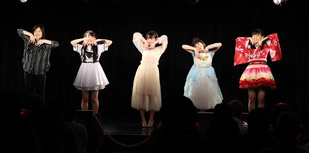 画像3: 九州女子翼/TIF2019出場を決めた勢いそのままで極上の定期を披露。愛理、詩絵里の歌唱力が大幅に進化!