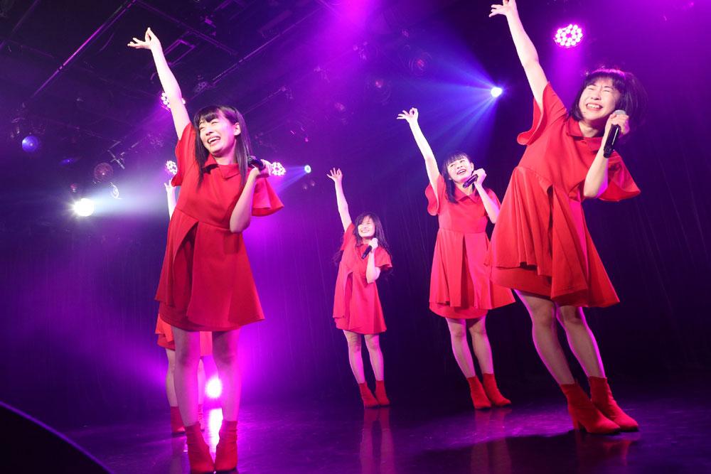 画像1: 九州女子翼/TIF2019出場を決めた勢いそのままで極上の定期を披露。愛理、詩絵里の歌唱力が大幅に進化!