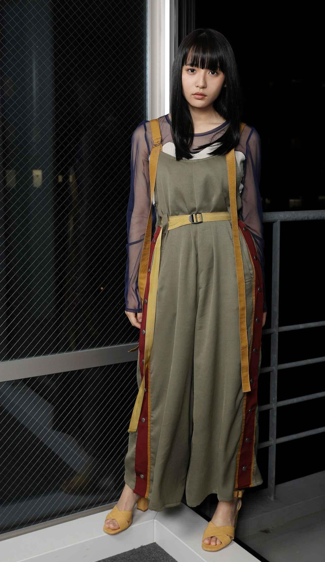 画像3: 浅川梨奈/主演ホラー「黒い乙女Q」5月31日に公開。「こんなにもすべてを疑わないといけない作品は初めてです。各所に張り巡らされた伏線、そして驚愕のラスト。そのすべてを堪能してほしい」