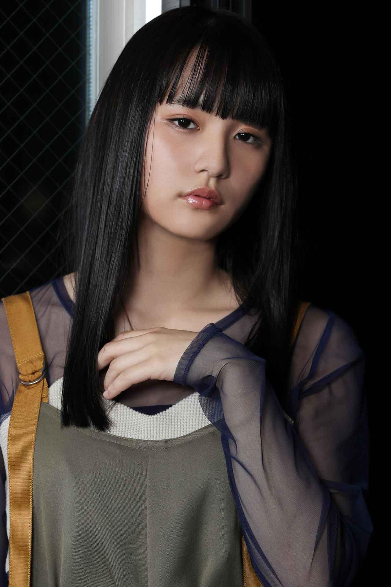 画像1: 浅川梨奈/主演ホラー「黒い乙女Q」5月31日に公開。「こんなにもすべてを疑わないといけない作品は初めてです。各所に張り巡らされた伏線、そして驚愕のラスト。そのすべてを堪能してほしい」