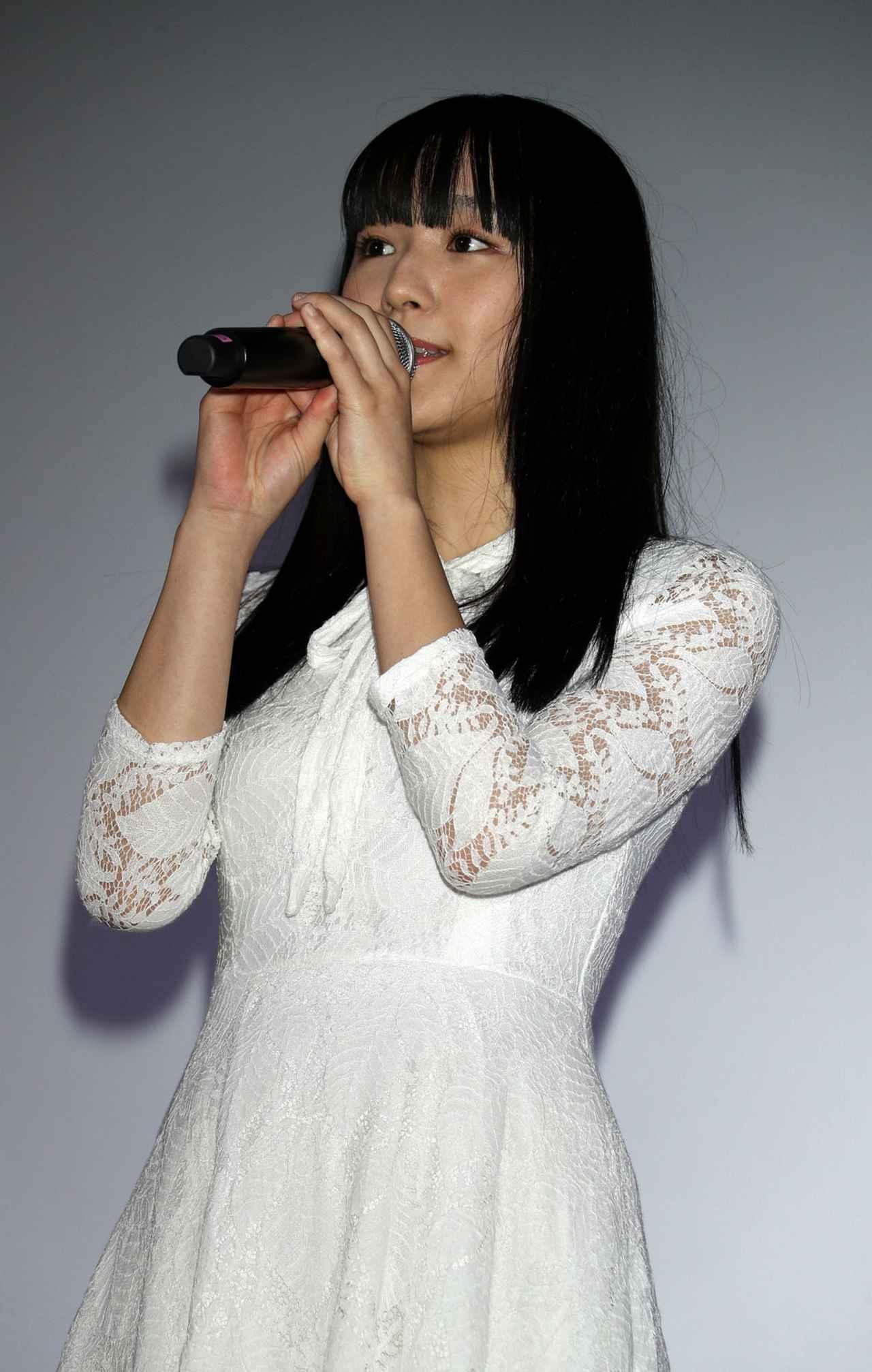 画像3: 浅川梨奈、北香那/映画「黒い乙女Q」公開記念、乙女が勢ぞろいの賑やかな舞台挨拶が開催。一番の恐怖は「映画の製作スケジュールです」(浅川)
