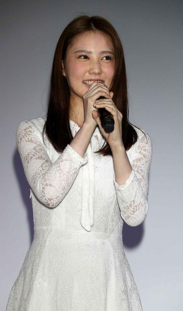 画像4: 浅川梨奈、北香那/映画「黒い乙女Q」公開記念、乙女が勢ぞろいの賑やかな舞台挨拶が開催。一番の恐怖は「映画の製作スケジュールです」(浅川)