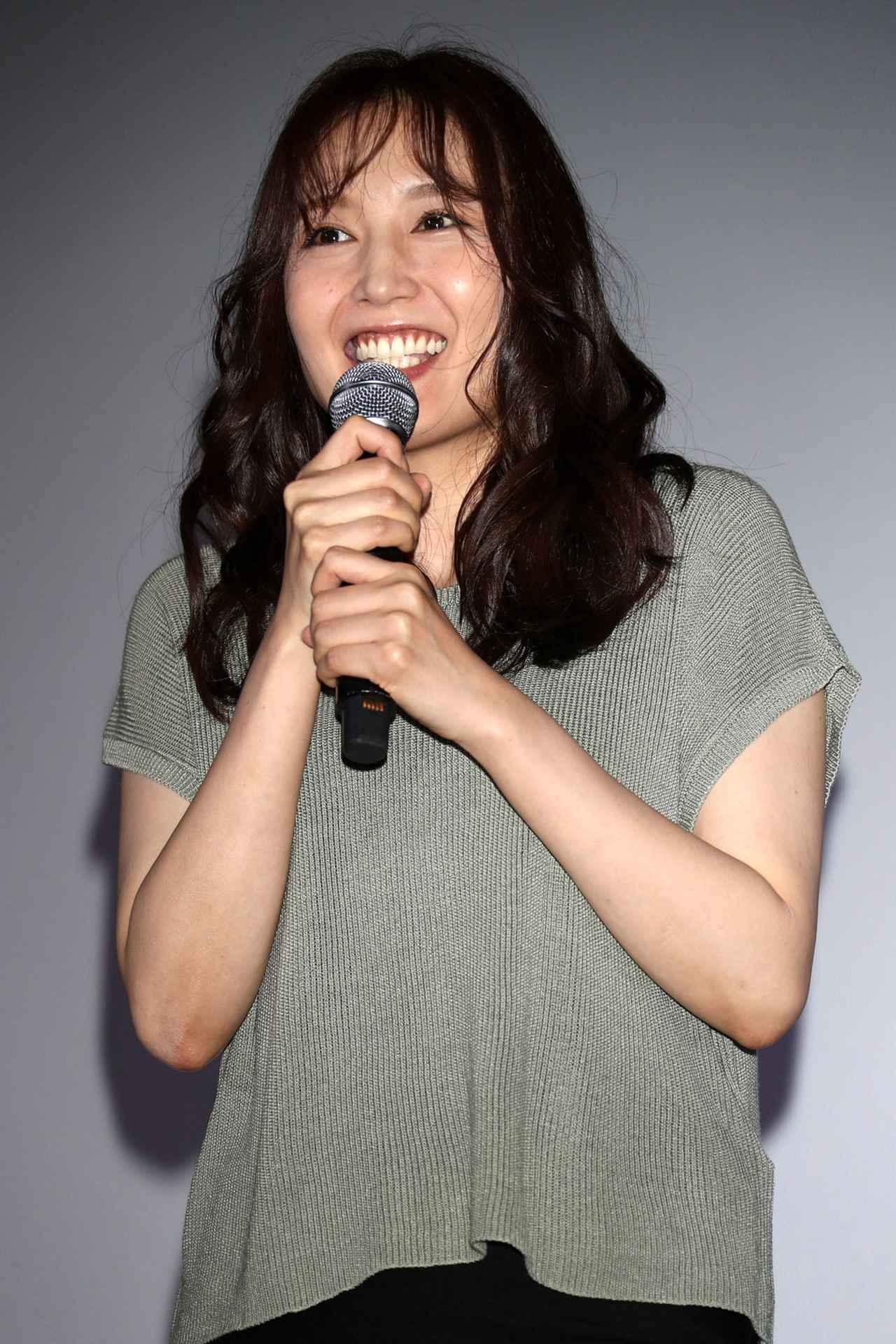 画像7: 浅川梨奈、北香那/映画「黒い乙女Q」公開記念、乙女が勢ぞろいの賑やかな舞台挨拶が開催。一番の恐怖は「映画の製作スケジュールです」(浅川)