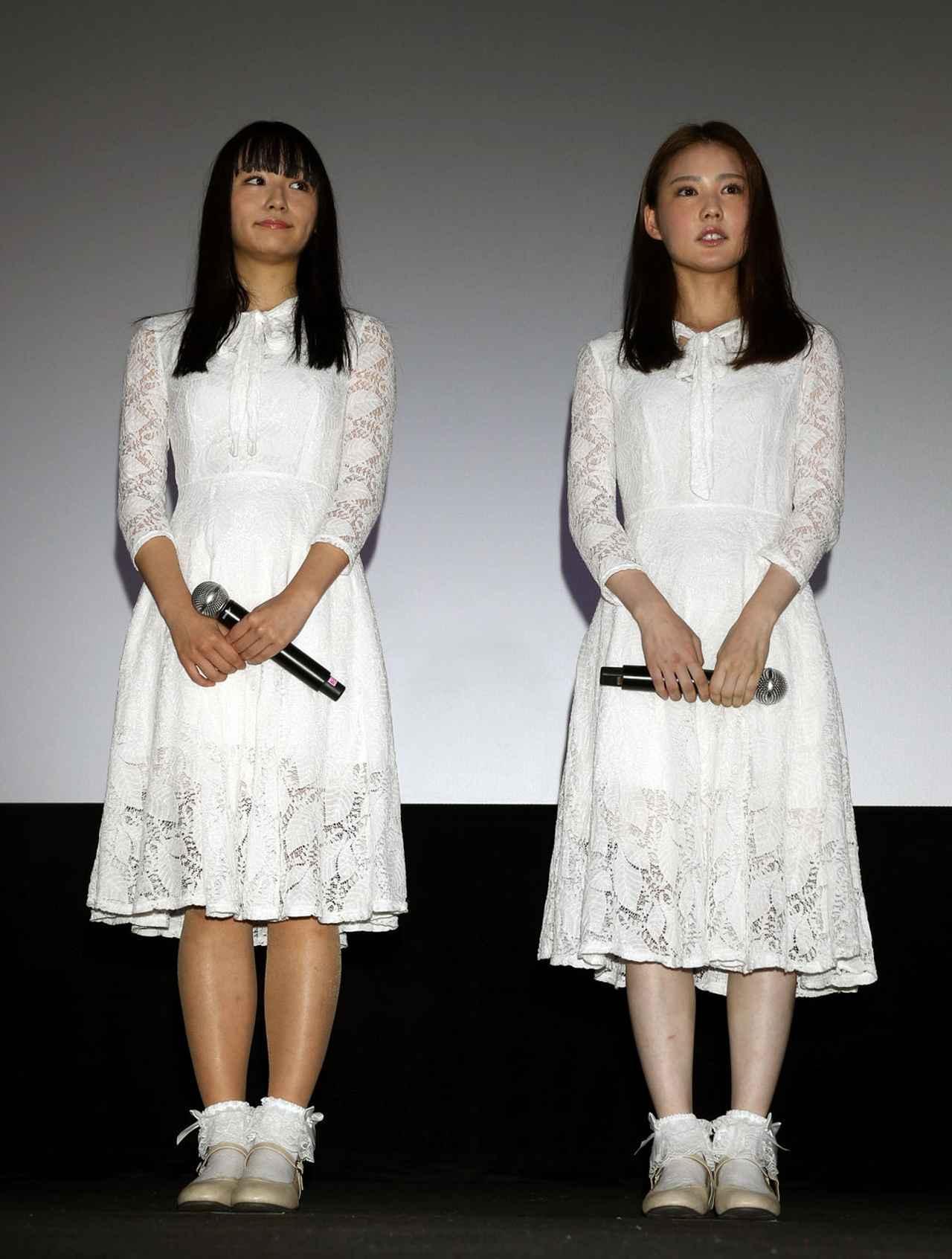 画像2: 浅川梨奈、北香那/映画「黒い乙女Q」公開記念、乙女が勢ぞろいの賑やかな舞台挨拶が開催。一番の恐怖は「映画の製作スケジュールです」(浅川)