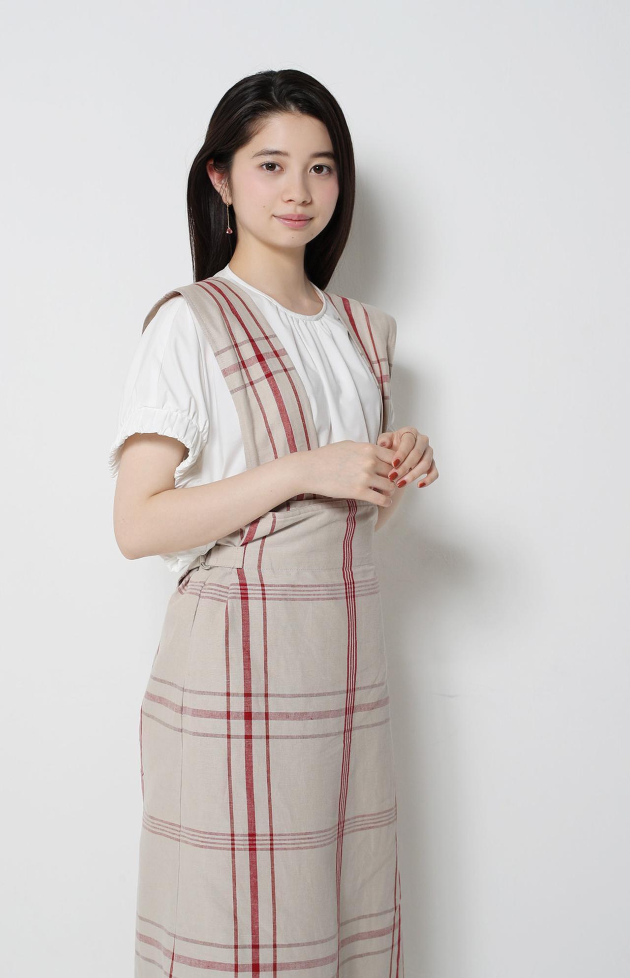 画像2: 桜田ひより/声優に初挑戦した劇場アニメ「薄暮」がいよいよ公開。「美しく広がる田園風景に心癒されながら、佐智と祐介の淡い恋愛模様を楽しんでほしい」