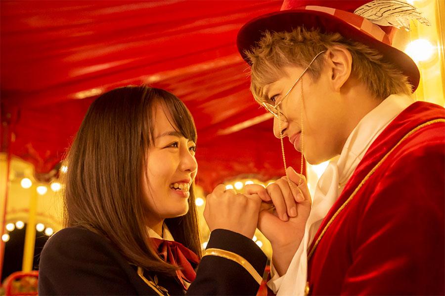 画像3: 伊原六花/初主演の映画「明治東京恋伽」がいよいよ公開。「ゲームの世界観を忠実に再現した物語、美しい映像を体験してください」