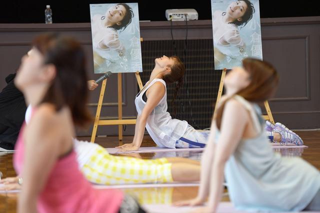 画像5: グラビアナンバーワンボディの「小倉優香」の最新ボディを収めたデジタル写真集「ぐらぐら」発売。女性目線でのボディメイクに開眼