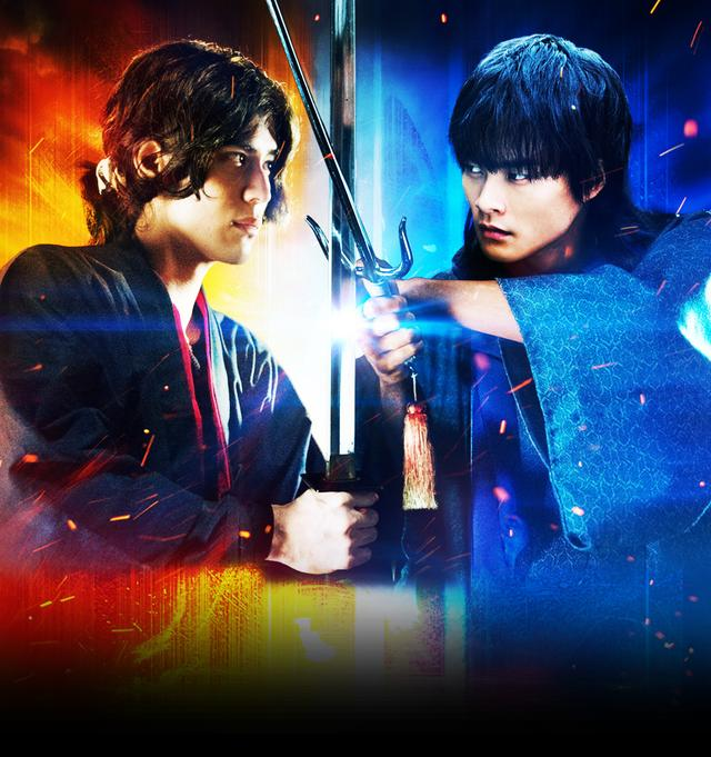 画像: 『下忍 GENIN 赤い影 青い影』公式サイト