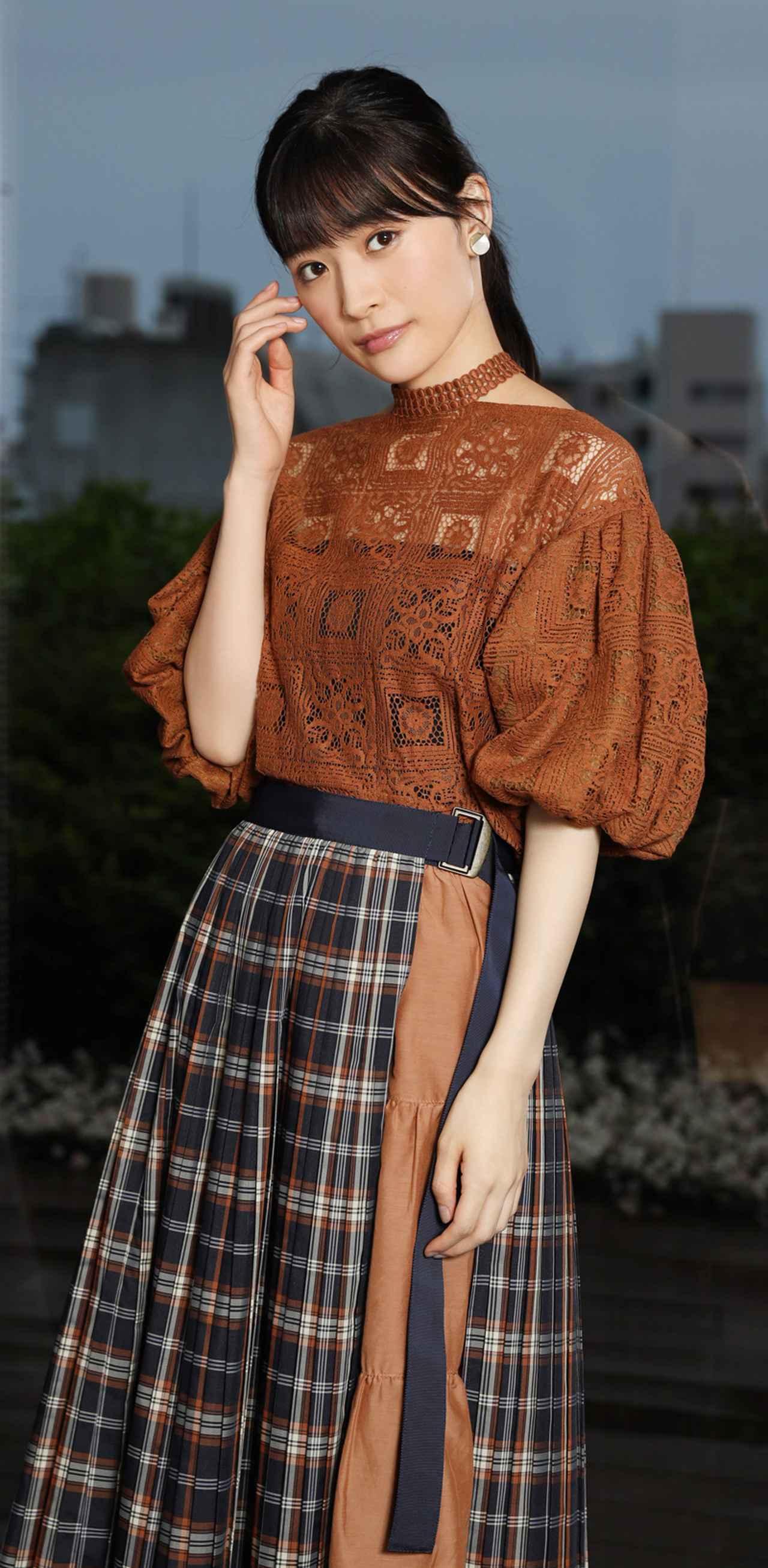 画像3: カリスマラッパーANARCHYが創り上げた青春作「WALKING MAN」が、いよいよ10月11日(金)に公開。可憐ながらも凄みのある芝居を見せた、注目女優の優希美青にインタビュー