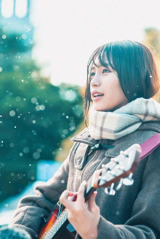 画像2: 17歳女優「南沙良」、JUJUの名曲を弾き語り。イメージキャラクターを務める「キリン 午後の紅茶」新TVCM公開