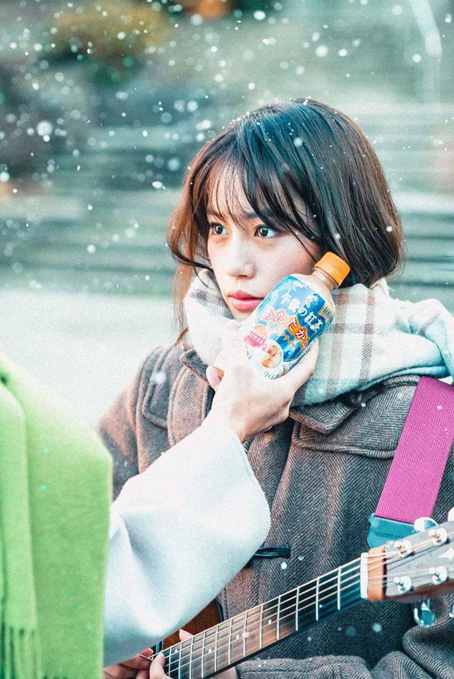 画像3: 17歳女優「南沙良」、JUJUの名曲を弾き語り。イメージキャラクターを務める「キリン 午後の紅茶」新TVCM公開