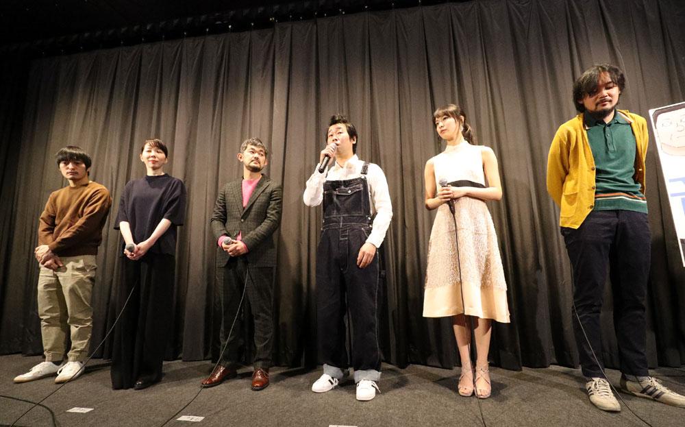 画像3: 楽器経験のない不良たちがバンドを始める……。岩井澤健治監督が7年をかけて作り上げた手描きアニメ映画「音楽」が待望の公開!
