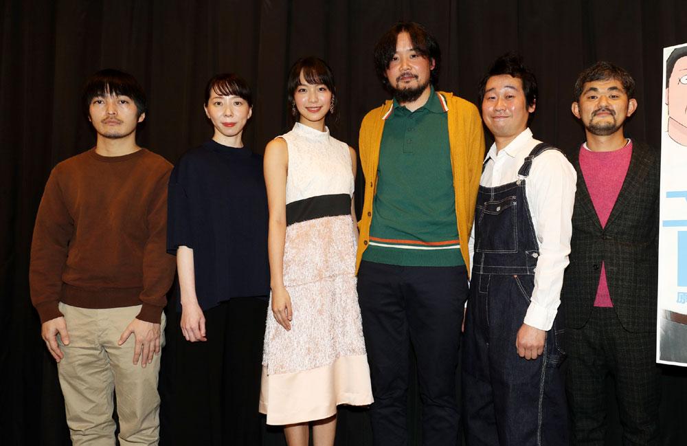 Images : 8番目の画像 - 「楽器経験のない不良たちがバンドを始める……。岩井澤健治監督が7年をかけて作り上げた手描きアニメ映画「音楽」が待望の公開!」のアルバム - Stereo Sound ONLINE