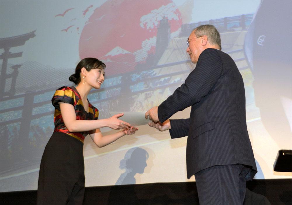 画像4: 世界中で評価の高まる映画「いざなぎ暮れた。」、撮影地での先行公開スタート。出演者・スタッフが、松江市長から観光大使に任命!