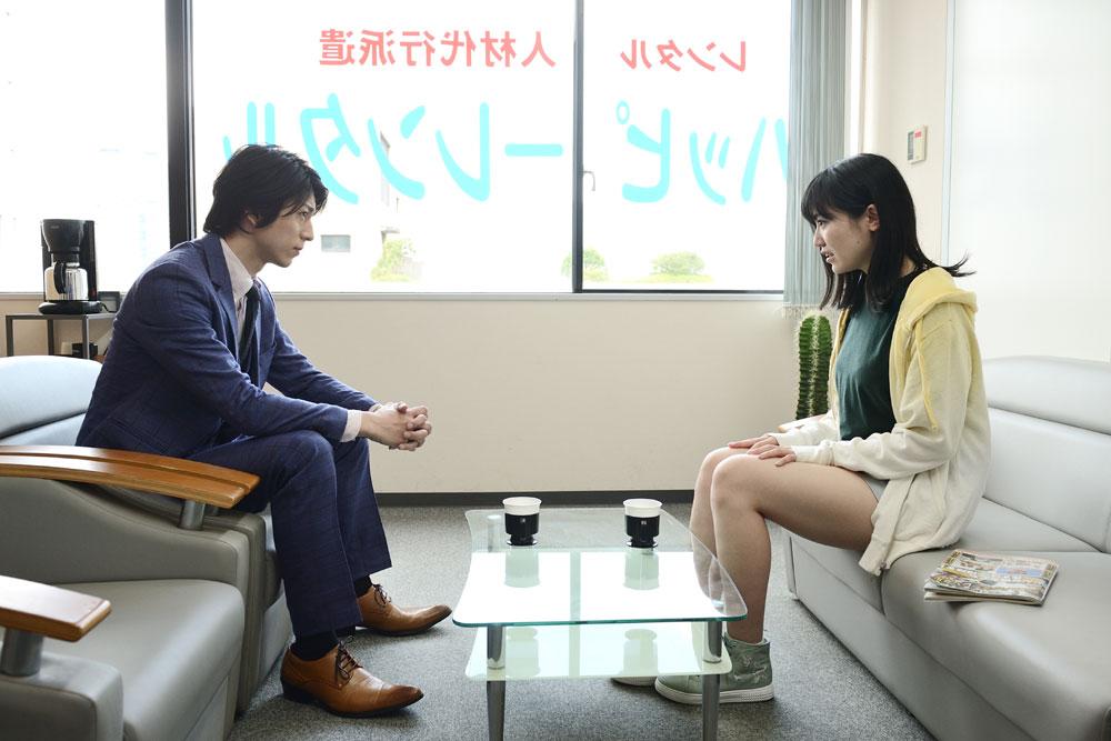 画像2: 前島亜美が兄想いの熱血妹を熱演。「勇気と行動力と、ちょっとから回っちゃう愛らしさがあります」。映画『HERO~2020~』いよいよ公開