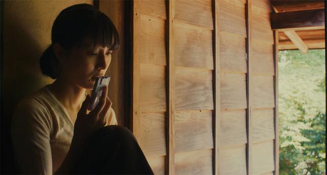 画像4: 速水監督の長編デビュー作『クシナ』が、いよいよ7月24日に公開。主役クシナを演じた郁美カデールは「台本を読みながら遊んでいたっていう感覚でした」