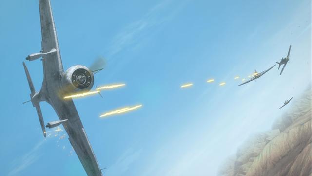 画像: 水島努監督最新作レシプロ戦闘機アクション!映画『荒野のコトブキ飛行隊完全版』、完成披露上映会舞台挨拶開催! 「通常の劇場とMX4Dと音響自慢の劇場で3回観て欲しい!」