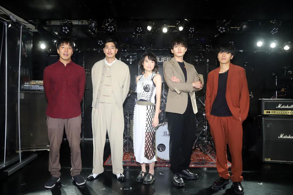 画像: 映画「東京バタフライ」公開直前トークイベントを、ライブ会場で開催。映画初主演の白波多カミンは「自分と安曇がどんどん重なっていった」