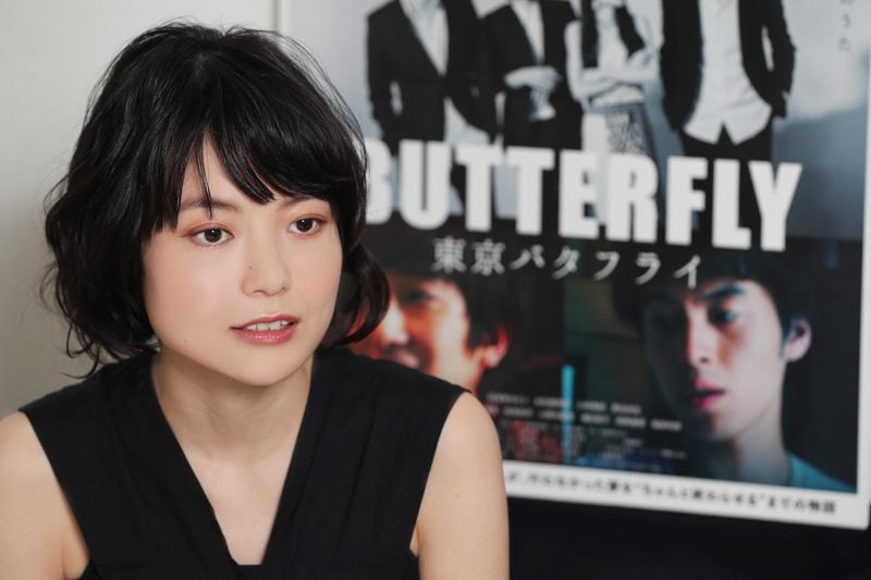 画像5: シンガーソングライター白波多カミンが映画初主演を飾った『東京バタフライ』が9月11日より公開。「私の全部を出し切ってやる」と、意気込んで演技に取り組んだ