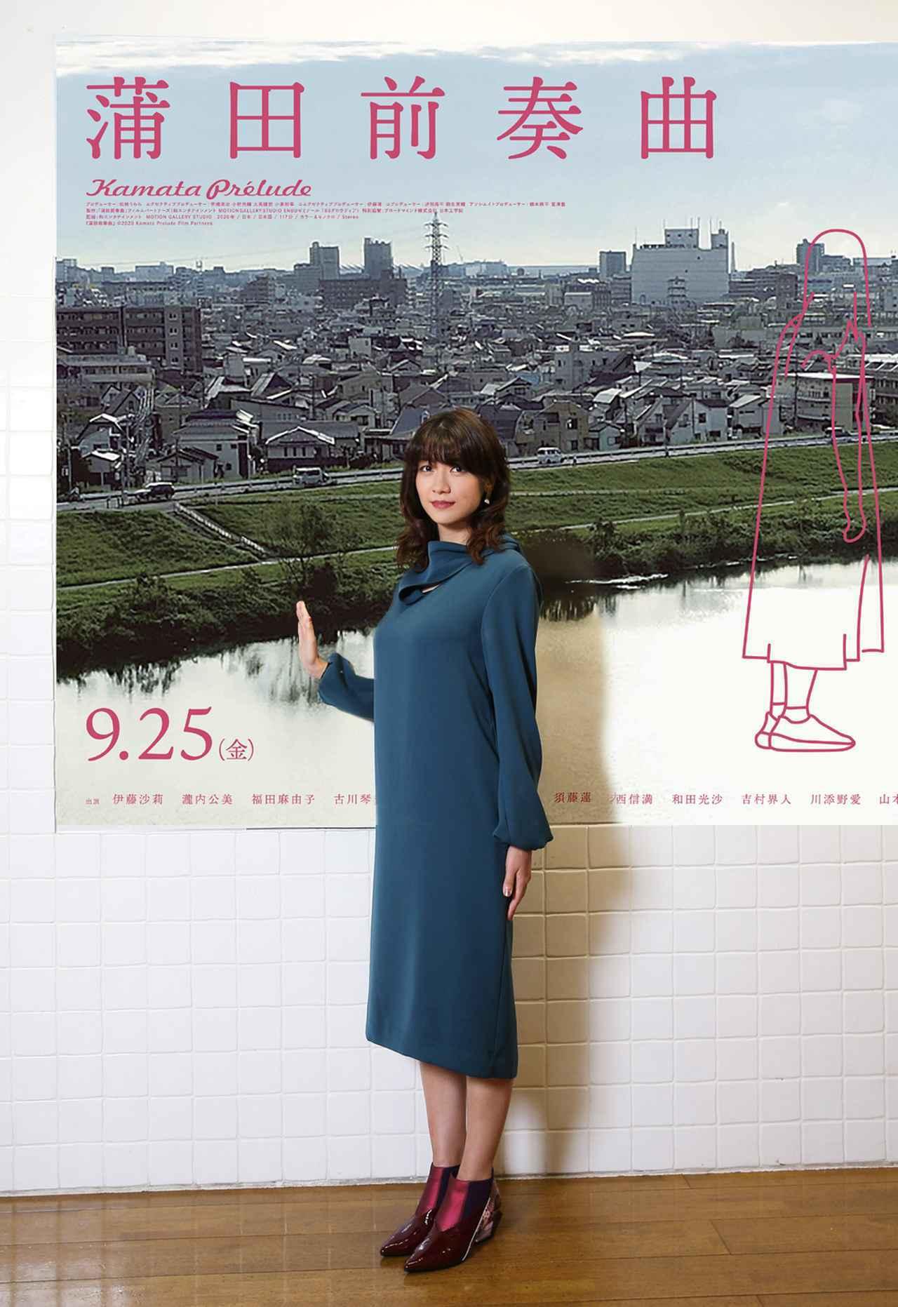 画像1: 松林うらら企画・プロデュース作『蒲田前奏曲』、いよいよ9月25日に公開。「想いが込められた作品ですけど、ライトに楽しく観られる仕上がりになっています」(瀧内)