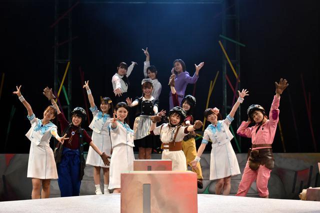画像1: コロナ禍後初のアリスインプロジェクト名古屋公演『クォーツ・ゲート~裏庭には秘密が眠っている~』が、開幕