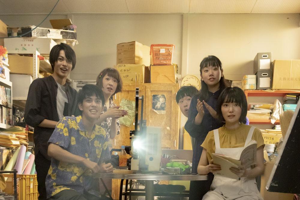 画像1: 新映画レーベル<Cinema Lab>第一弾作『ビューティフルドリーマー』がいよいよ11月6日に公開。主演・小川紗良は「映研メンバーの楽しそうな雰囲気を味わってください」
