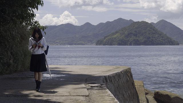 画像3: 国内外で話題を集めた日仏合作映画『海の底からモナムール』がいよいよ公開。フランス流の純愛を観に来てください(清水くるみ)