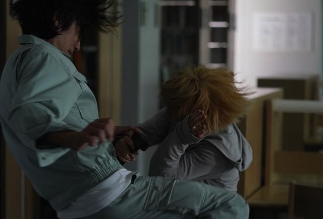 画像3: ハードアクション作『ある用務員』で可憐な存在感を発揮した「芋生悠」にインタビュー