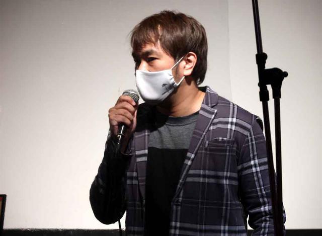画像2: 映画『漂流ポスト』のトークイベントが開催。主演雪中は、「映画を観て、大切な人へ想いを馳せる時間を過ごしてほしい」