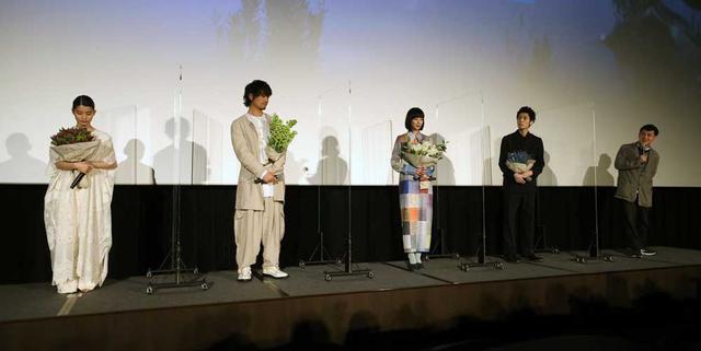 画像1: huluオリジナルドラマ「息をひそめて」の完成披露試写会が開催。「コロナ禍の状況を一つの切り口に、8つのエピソードにまとめました」