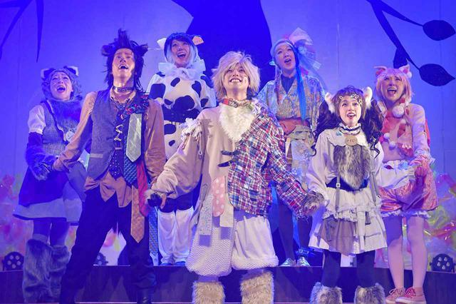画像2: 「忘れないで!」、舞台「フリーカル『YAhHoo!!!!』2021」が本日より、新宿シアターサンモールで上演。現実と希望を織り交ぜたファンタジー作