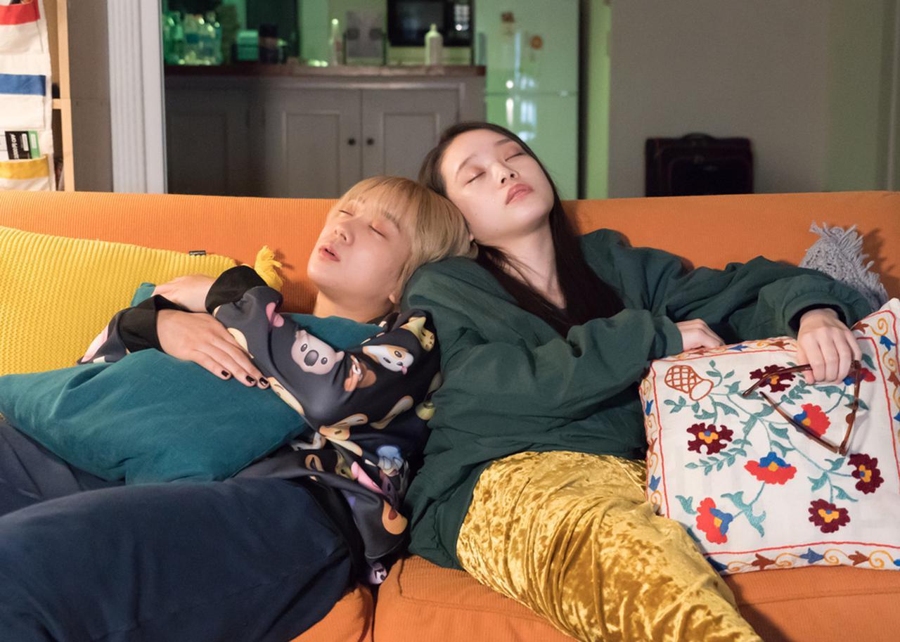 画像7: 「髙石あかり」&「伊澤彩織」がW主演のハードアクション作『ベイビーわるきゅーれ』。「2面性のギャップと、近接アクションを見てくださーい」