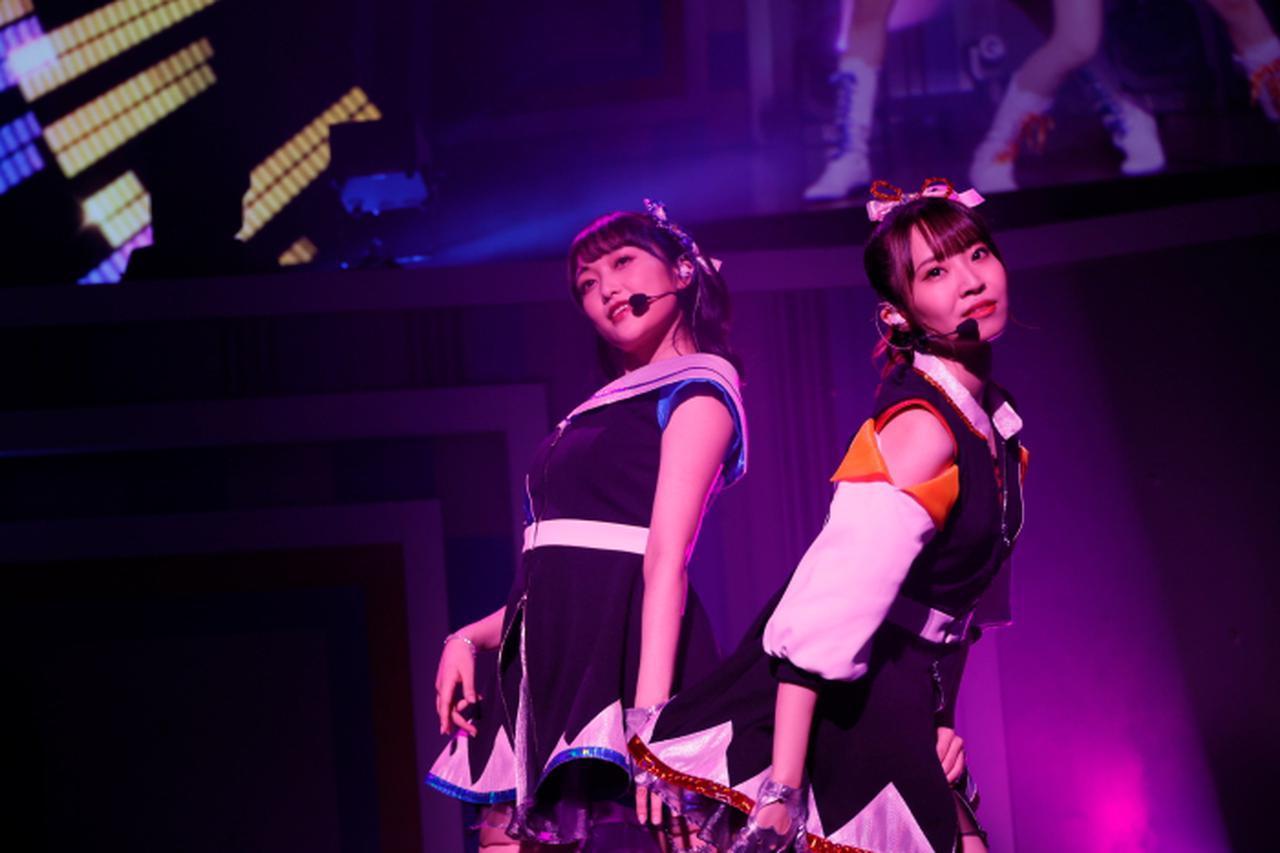 画像2: 「DiverDiva」がライブイベント開催。「久保田未夢」&「村上奈津実」の成長が会場で結実『ラブライブ!虹ヶ咲学園スクールアイドル同好会』UNIT LIVE & FAN MEETING第1弾レポート