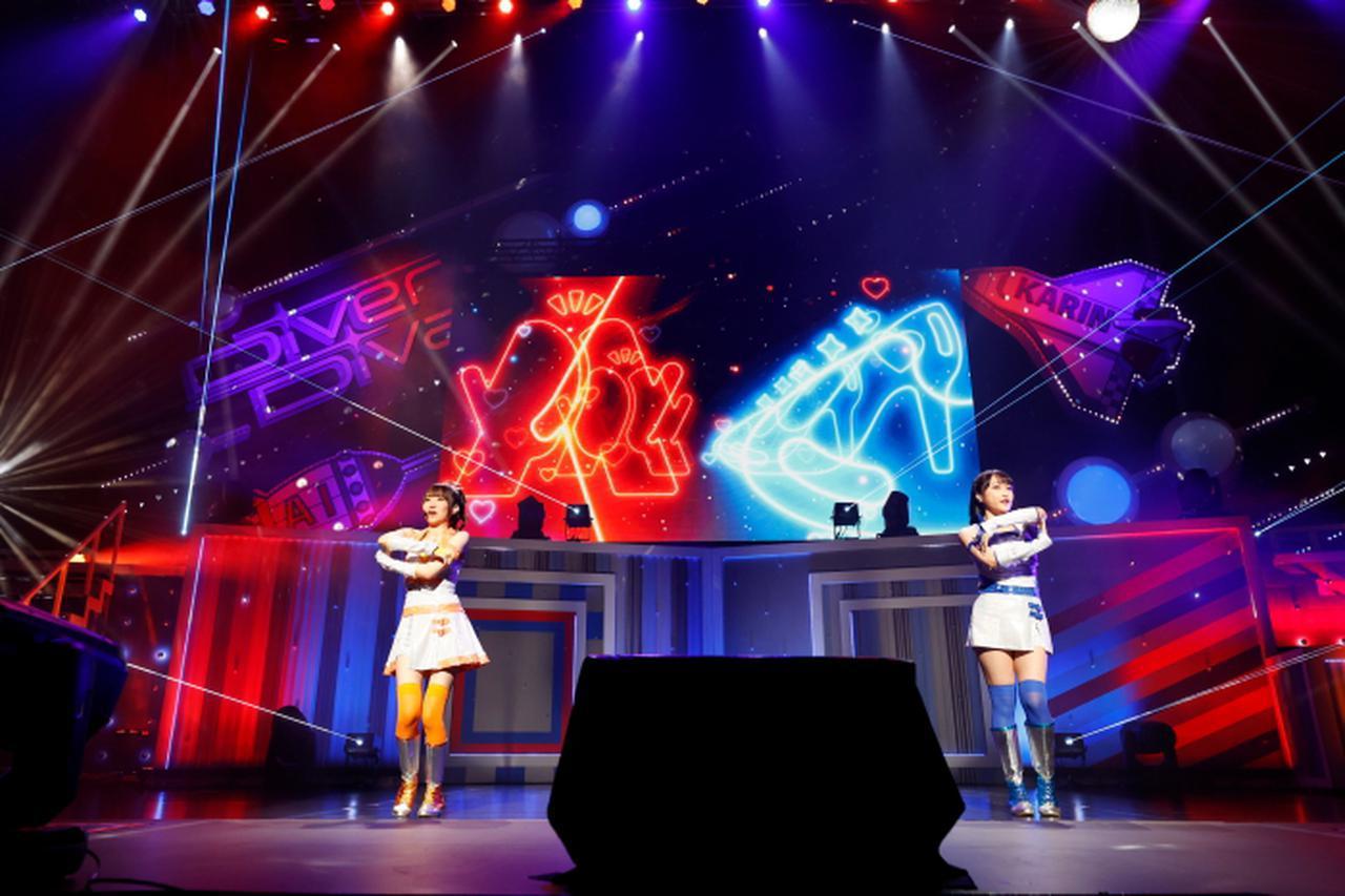 画像1: 「DiverDiva」がライブイベント開催。「久保田未夢」&「村上奈津実」の成長が会場で結実『ラブライブ!虹ヶ咲学園スクールアイドル同好会』UNIT LIVE & FAN MEETING第1弾レポート