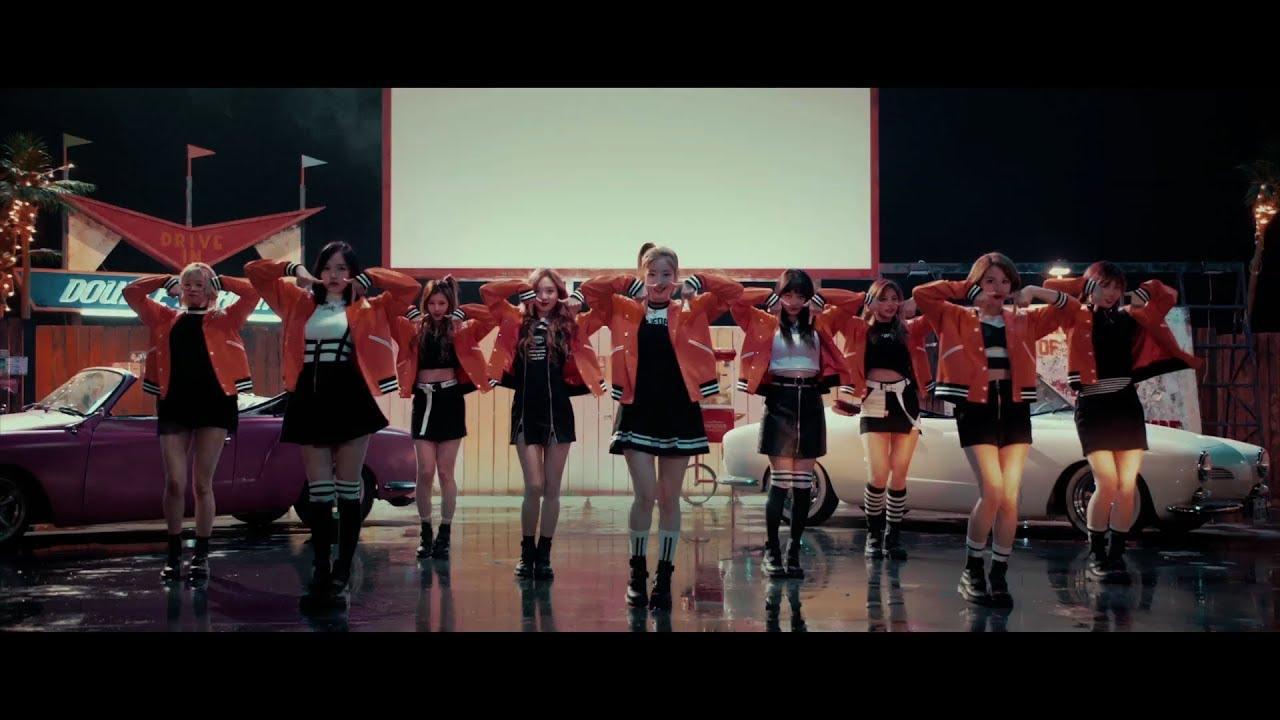 画像: TWICE「TT -Japanese ver.-」Music Video www.youtube.com
