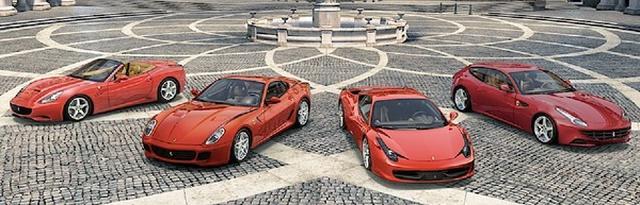 画像: 「フェラーリはSUVを作らない」…フィアットCEO発言   レスポンス(Response.jp)