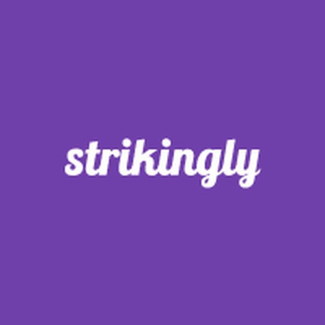 画像: Strikingly - あなただけのウェブサイトを制作するための、最高のウェブビルダー