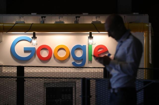 画像: アルファベット株が急伸-グーグルの売上高が市場予想上回る