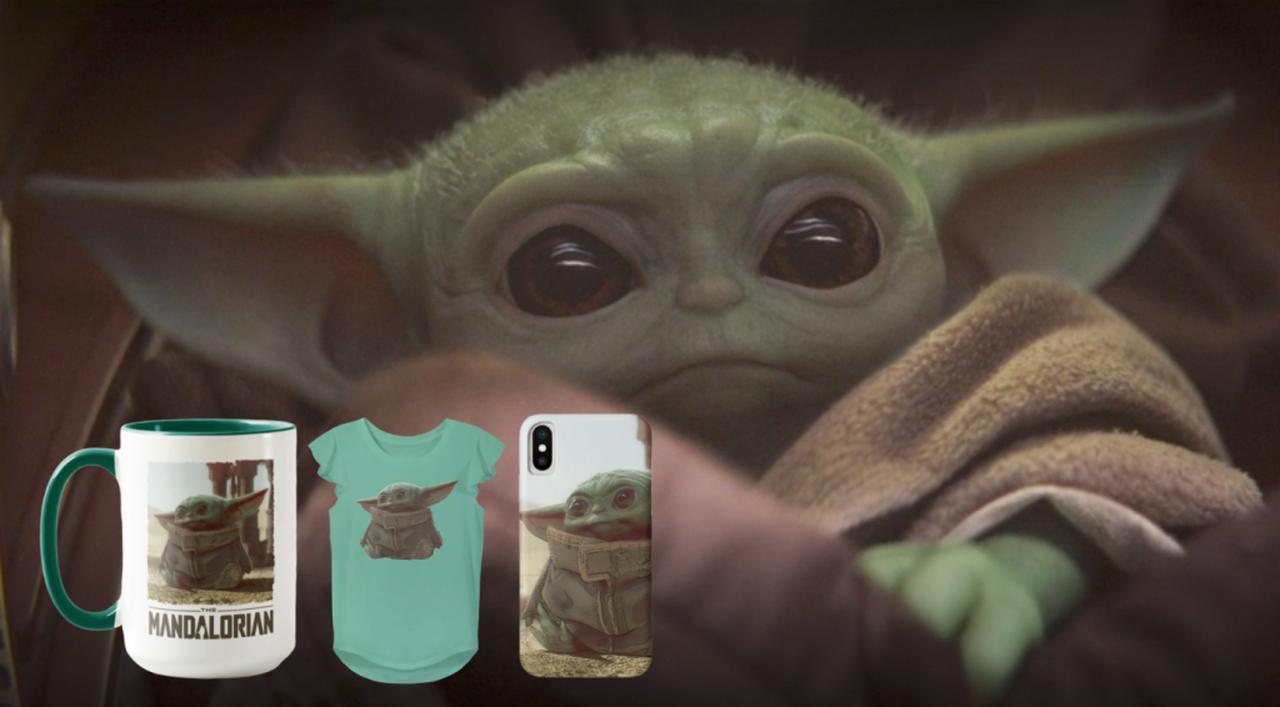 画像: スター・ウォーズのスピンオフ作品「マンダロリアン」の「ベビー・ヨーダ」グッズが大人気 | TechCrunch Japan