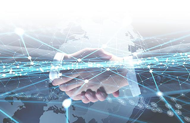 画像: Establish Partnerships with Overseas Companies