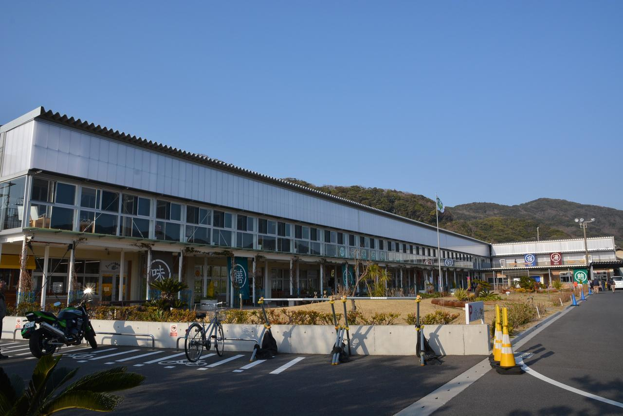 画像: 道の駅 保田小学校