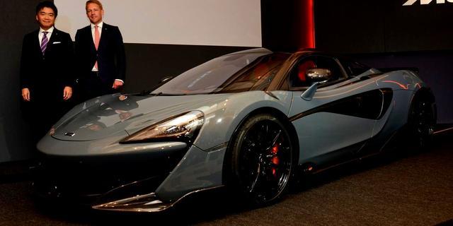 画像: マクラーレンがロードカーを作るとこうなる!